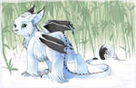 .Amongst The Snowdrifts. by Andoledius