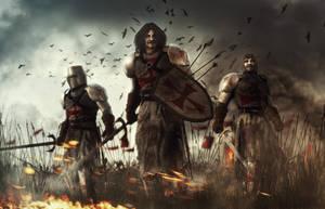 Warriors of Christ by EStreet