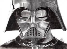 Darth Vader by MKTDragon