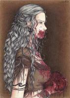 Daenerys by MadMonaLisa