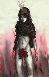 We all came from a flower by MadMonaLisa