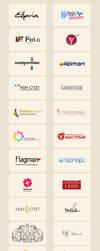 Logotypes by indestudio