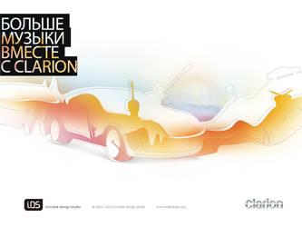 Clarion by indestudio