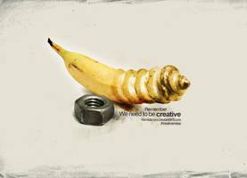 Remember : Creative by parmida-pro