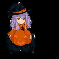 Happy Halloween by CuteBunnyLover