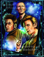Three Doctors by Amelie-ami-chan