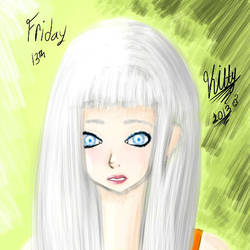 Friday__13th_OC by KittyKatKaz