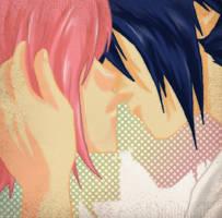 Kiss me by Nekonyo