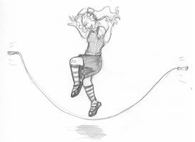 Recess at magic school by BasicRowan