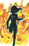 Rise of the Blue Lantern by BasicRowan