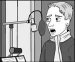 Heartbreak in the voice session by BasicRowan