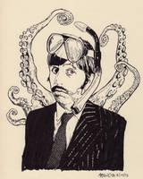 In an Octopus' Garden In the Shade - Ringo Starr by JasonKoza