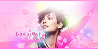 Beautiful Eyes by PetarMKD