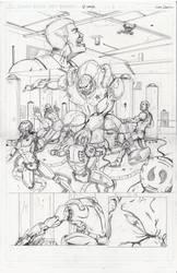 Pencil Sample Art GF1 by LucasDuimstra