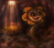 Flowey by Honeysucle10