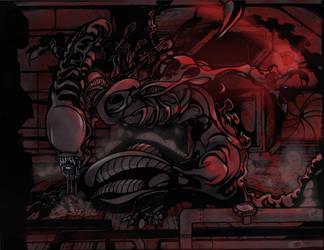 Alien On-board by ryanm007