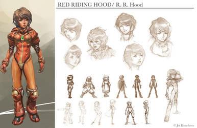 R.R.Hood by THEJETTYJETSHOW