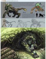 kamochi Prei_Forest Demon by THEJETTYJETSHOW