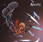 Alacrity Fly Attack by THEJETTYJETSHOW