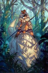 Mononoke Sunrise by THEJETTYJETSHOW