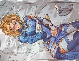 Mercy Bed Time by THEJETTYJETSHOW