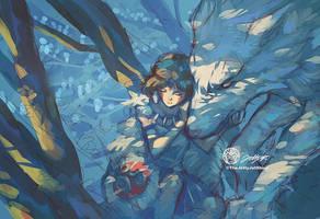 Mononoke #2 By JettyJet by THEJETTYJETSHOW