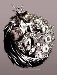 AkuRoku - Time Stands Still by Nijuuni