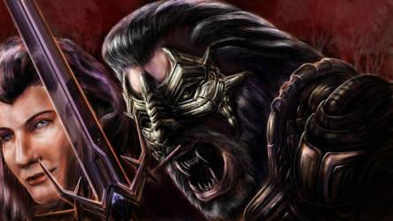 Dragon armor-3 by Metallart