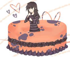 Happy B-day, Tsuki by KasumiNightmare