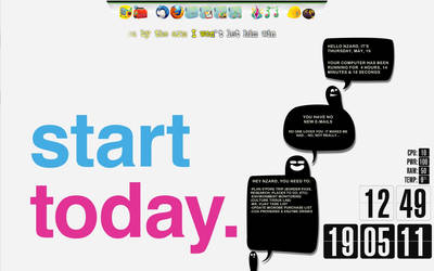 Start Today by nzard