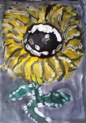 sunflower by Sardaukar84