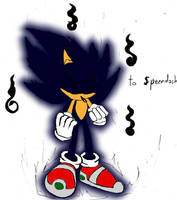 Dark Sonic Colorised by SwithA