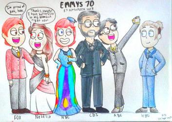 Emmys 70 by indigobunny99