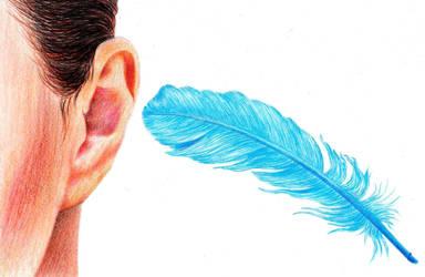 Listening art by Zahorbenskyi