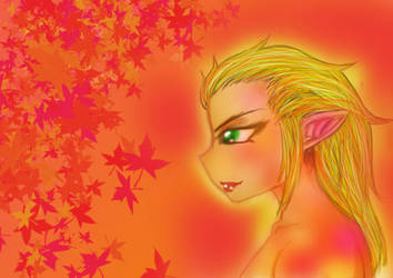 Wynd the Fae by Opal-Heart126