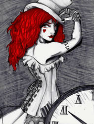 Emilie Autumn: Old Becoming New by Opal-Heart126