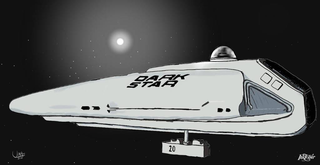 Inktober day 8 - Star by Jonas72