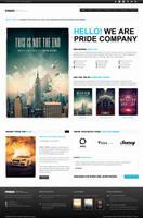 PRIDE - Responsive HTML Template by OrangeIdea