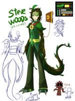 Childs-play OCT  NPC- Steve Woods by ffenix-nova