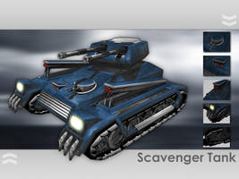 Scavenger Tank - Complete by se55