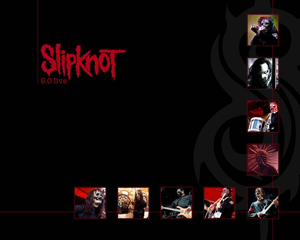 Slipknot 90 Live Wallpaper By Darkbloom On Deviantart