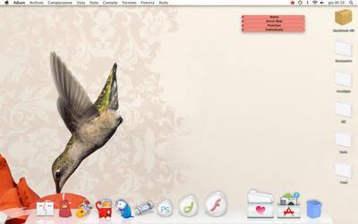My desktop II by primaluce