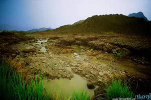 Hatta Mountains by izaabi
