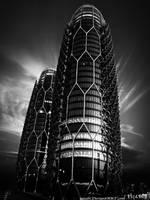 Sea Towers 2 by izaabi