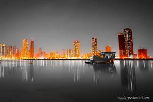 Sharjah by izaabi