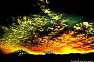 Sunset by izaabi