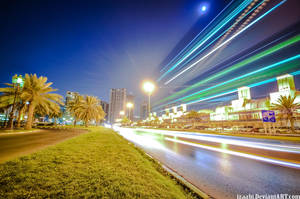 Sharjah Road by izaabi