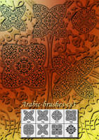 Arabic brushes cs3 by designersbrush