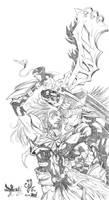 Final Fantasy XIII-2 by CjB-Productions