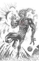 Captain Atom by CjB-Productions